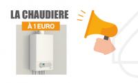 Devis chaudiere a 1€ (euros)